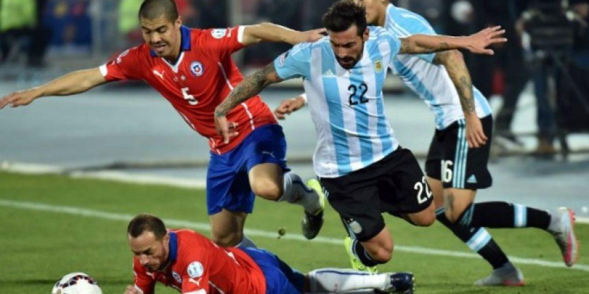 Copa América Centenario: ¿A qué hora juega Chile con Argentina?