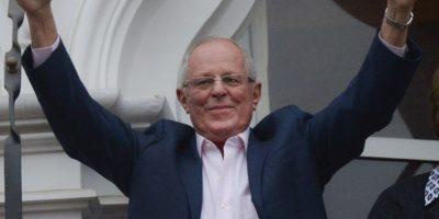 Perú en vilo para conocer a su próximo presidente Foto:AFP