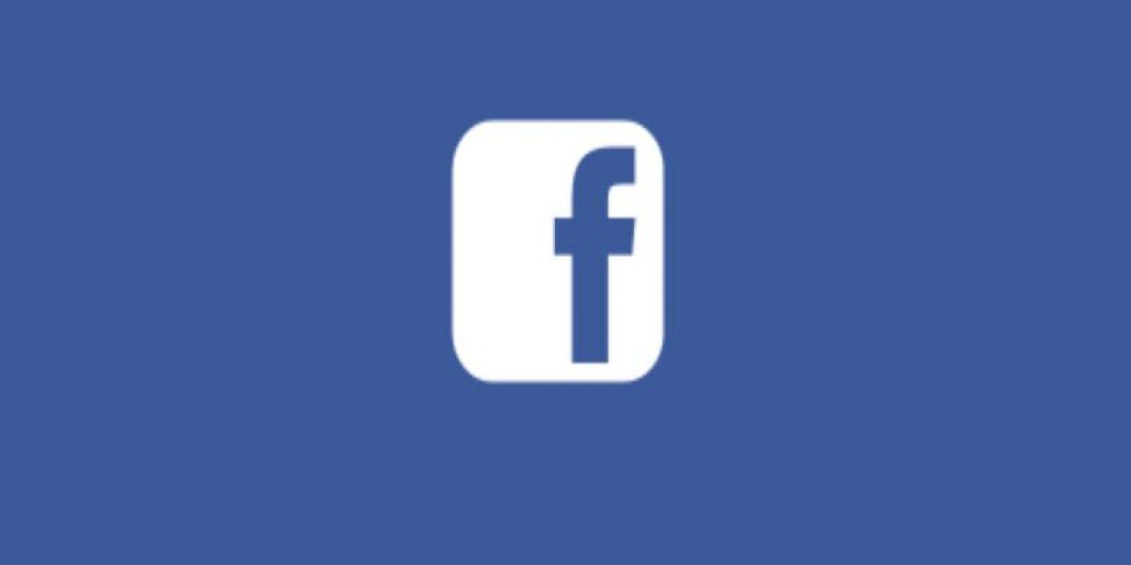 La red social Facebook está prohibida en Corea del Norte. Foto:Facebook