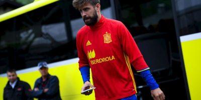 El jugador de Barcelona no es querido por el público español y en Getafe se lo volvieron a dejar en claro Foto:Getty Images