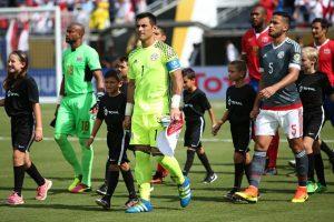 Paraguay igualó sin goles con Costa Rica en su primer partido del Grupo A y esperan realizar un mejor cometido ante la potente escuadra de Pekerman Foto:Getty Images