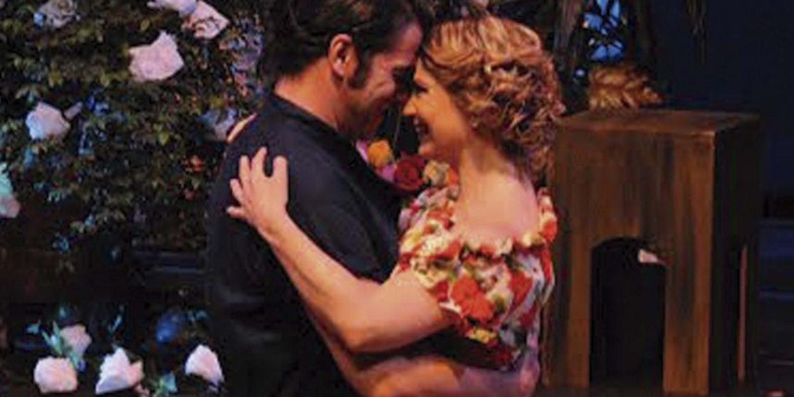 Zarzuela 'La del manojo de rosas' una obra de amor contada en dos actos en el Teatro Pablo Tobón Uribe. Foto:Cortesía Teatro Pablo Tobón Uribe.