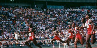 Ben Johnson. Dio positivo en los Juegos Olímpucos de Seúl 1988 Foto:Getty Images