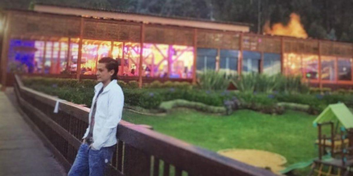 ¿Sebastián Vega volvió con su exnovia Danielle Arciniegas?