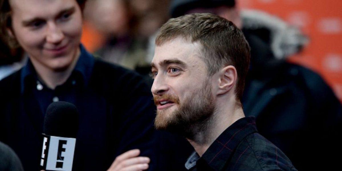 Daniel Radcliffe habla de la película que rodó en Colombia