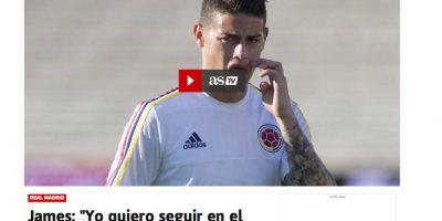 Foto:Captura de pantalla diario As