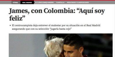 Foto:Captura de pantalla diario Mundo Deportivo