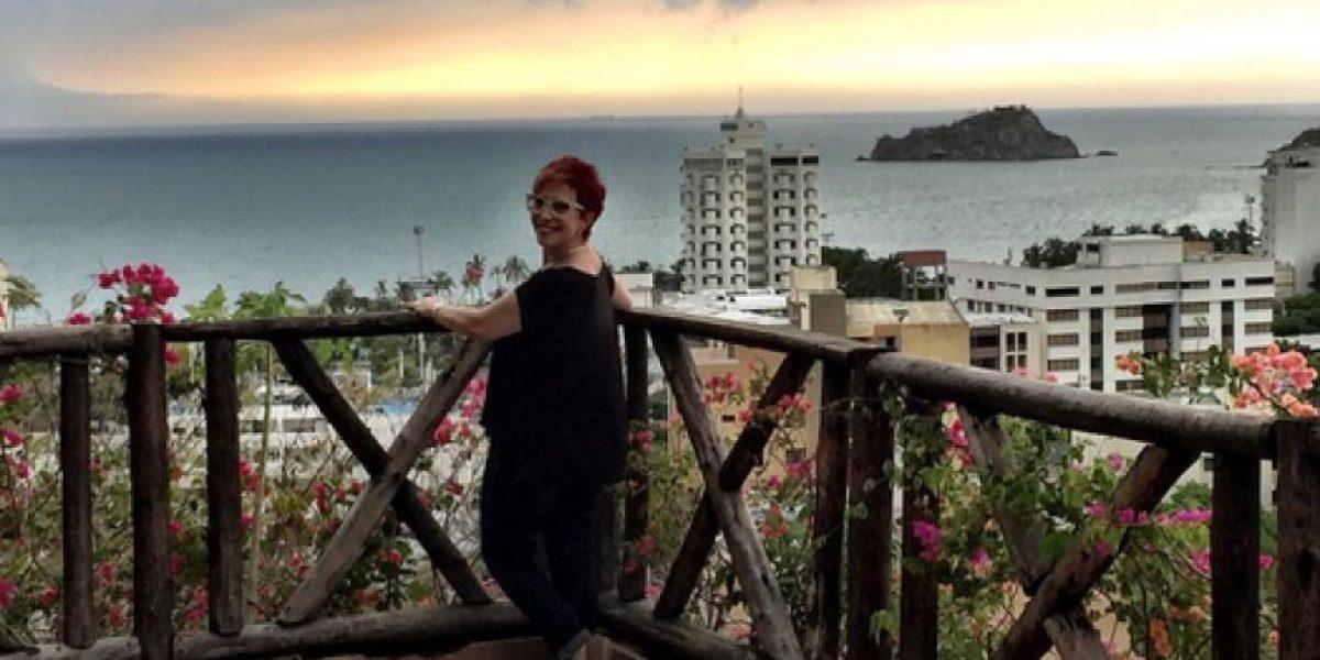 La hija de la actriz Yaneth Waldman fue retenida en el aeropuerto de México