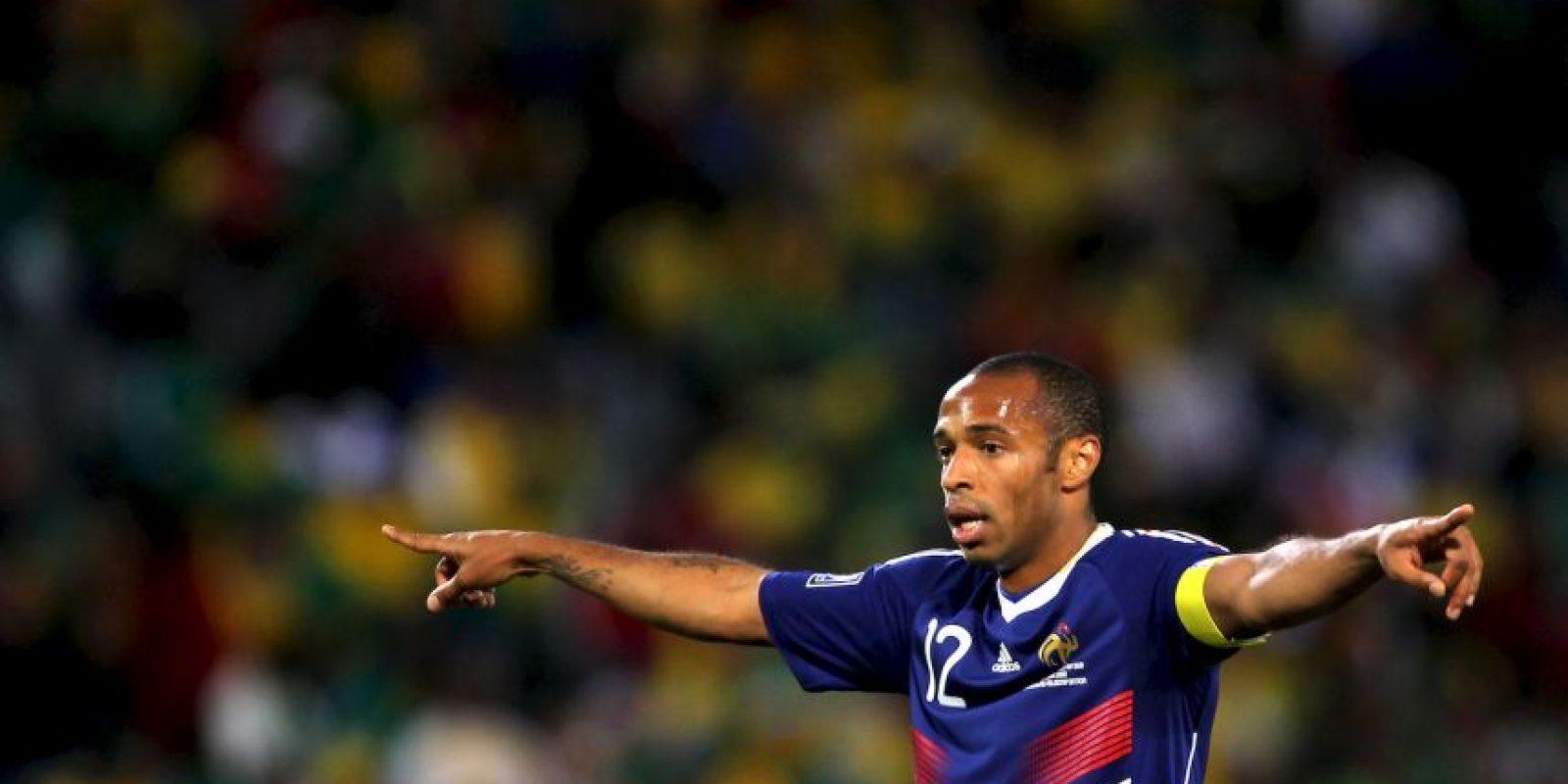 Jugó tres Eurocopa (2000, 2004 y 2008) y se coronó campeón en la primera que marcó, marcando tres goles en cinco partidos y entrando al equipo ideal de aquel campeonato Foto:Getty Images