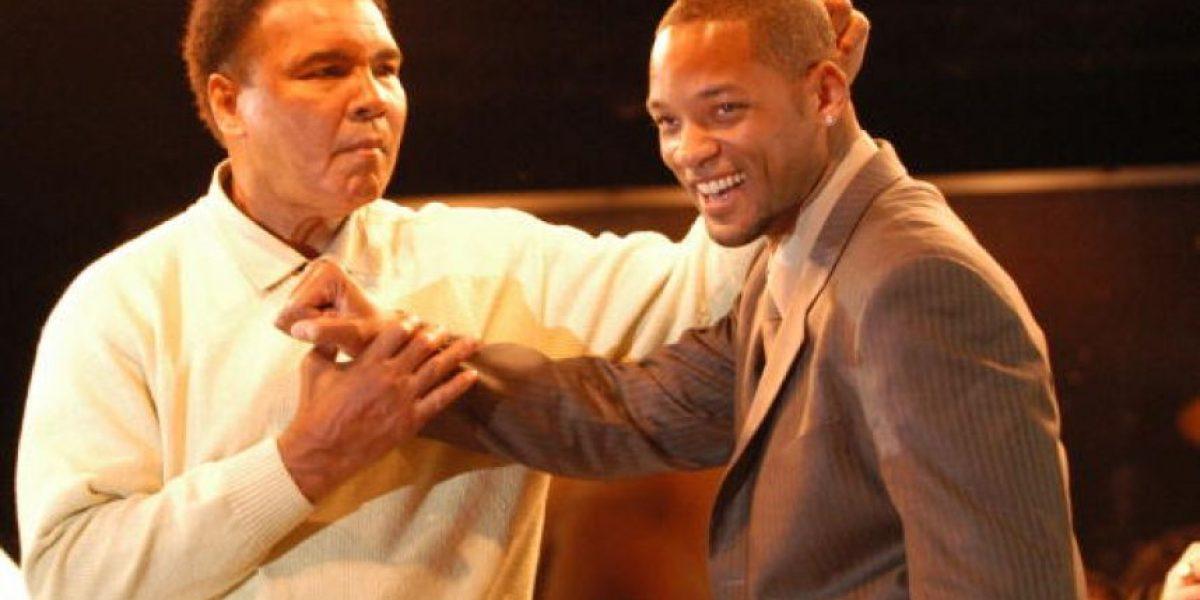 Will Smith cargará el féretro de Muhammad Ali