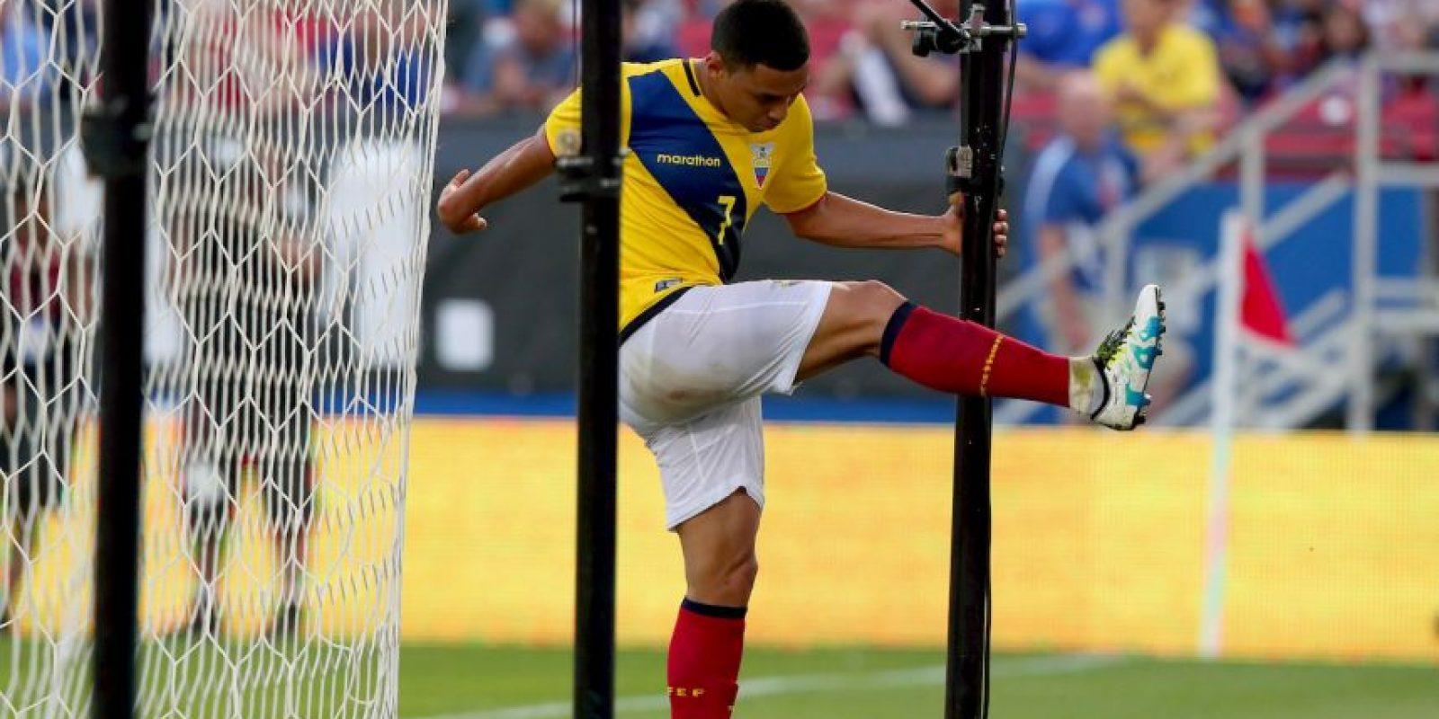 Seguramente si ven la portada, los ecuatorianos saldrán con todo a buscar la victoria Foto:Getty Images