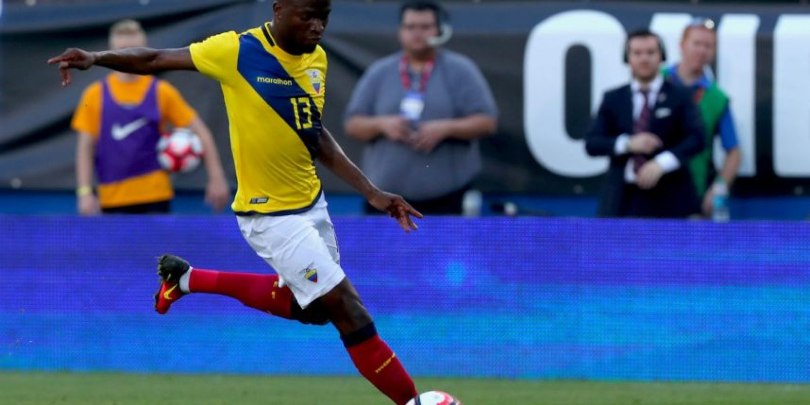 Ecuador tiene que ir por su primer triunfo tras igualar sin goles ante Brasil Foto:Getty Images