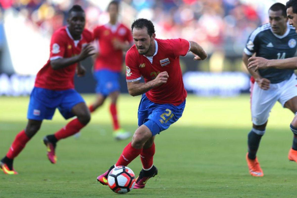 Pues igualaron 0-0 con Paraguay en el primer partido del torneo Foto:Getty Images
