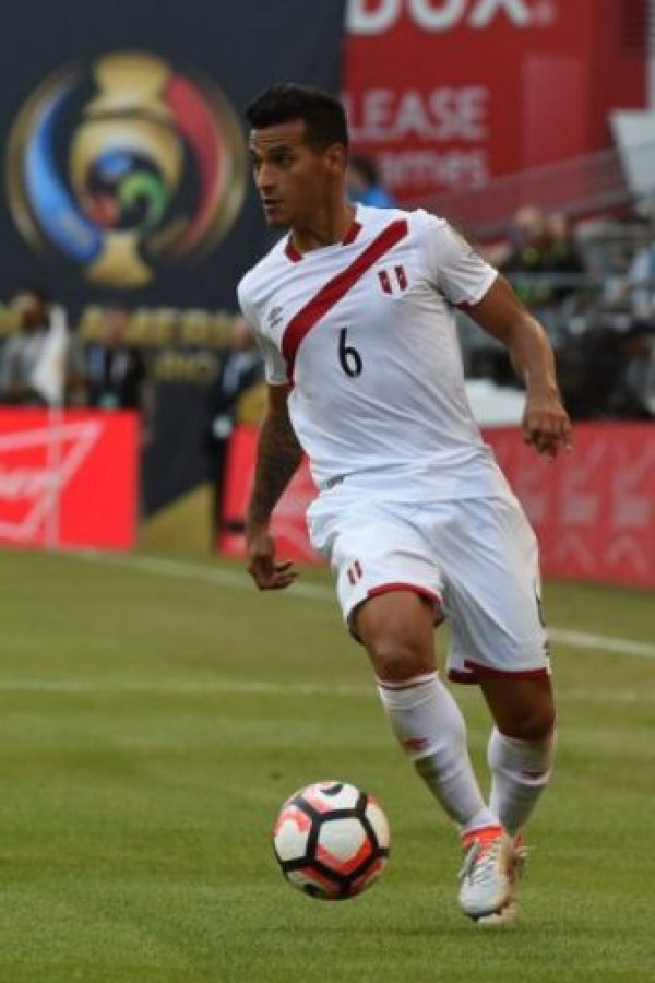 Los peruanos vienen de ganar en el debut ante Haití Foto:AFP