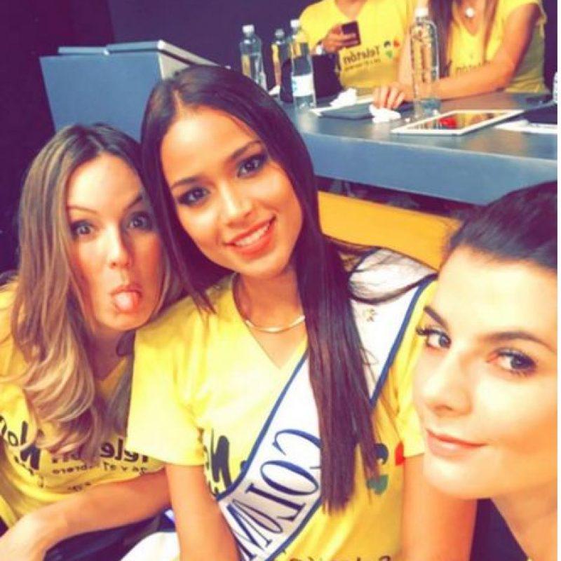 Miss Universo 2017. Imagen Por: Instagram