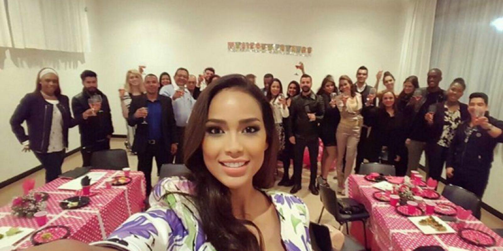 En vivo Miss Universo 2017. Imagen Por: Andrea Tovar no