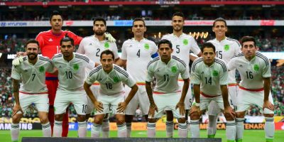 México vs. Jamaica Foto:Getty Images