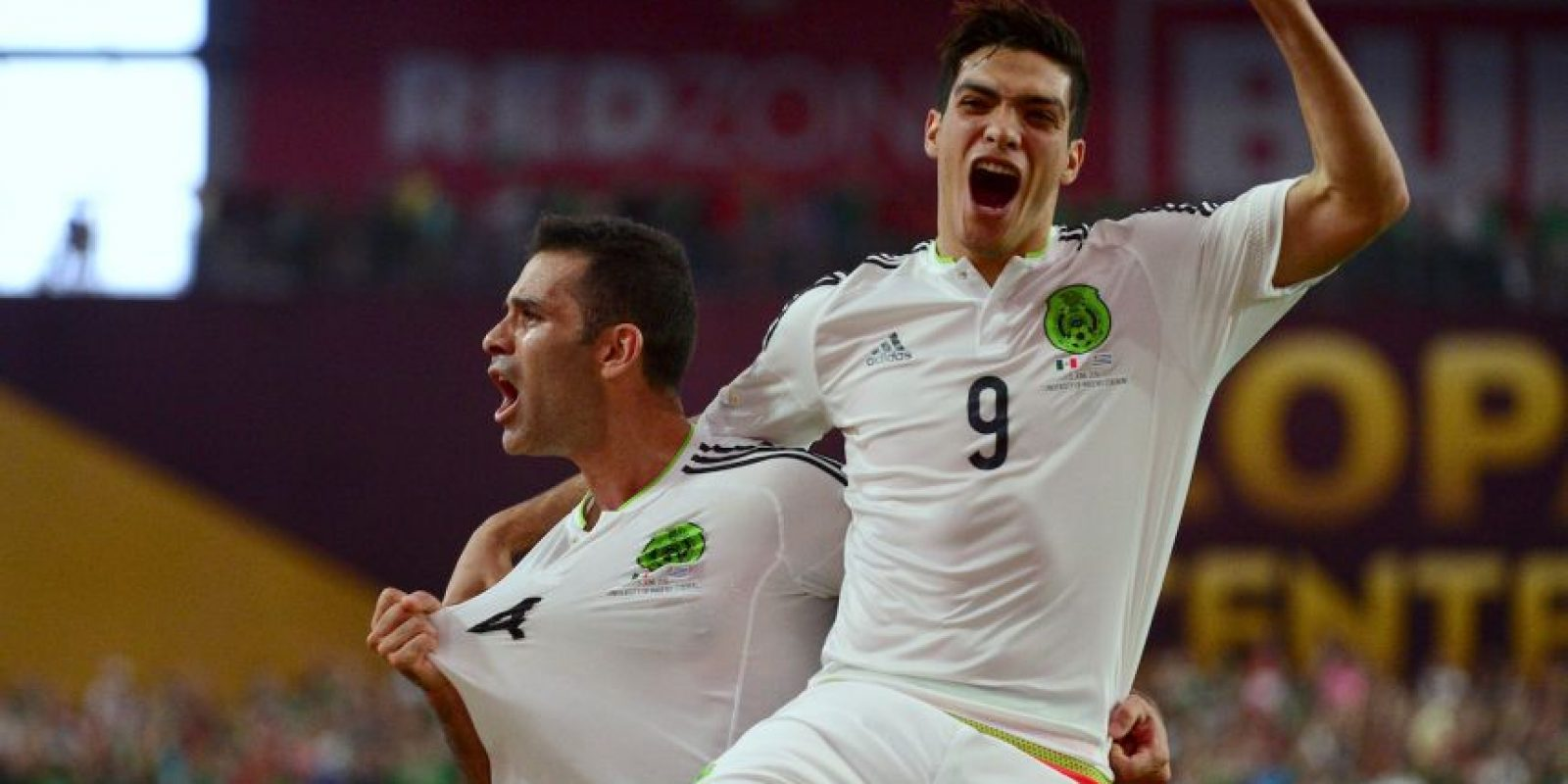 Después de vencer en la primera fecha a Uruguay Foto:Getty Images