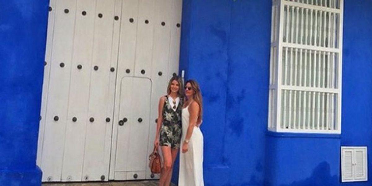 La novia del hijo del presidente Juan Manuel Santos, es la nueva Señorita Bogotá