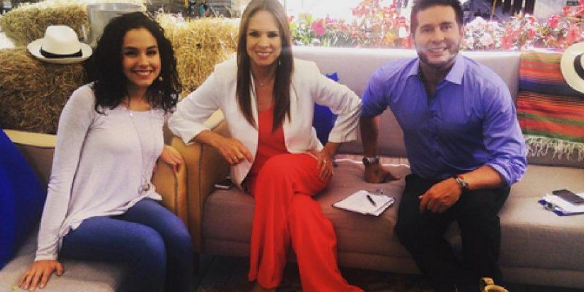 Marcelo Cezán no presentará más en el canal Día TV