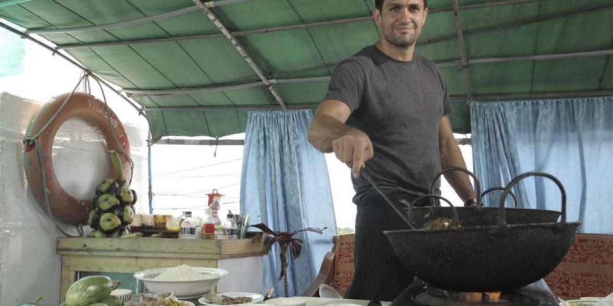 Kiran Jethwa, todo un aventurero de la cocina en el mundo