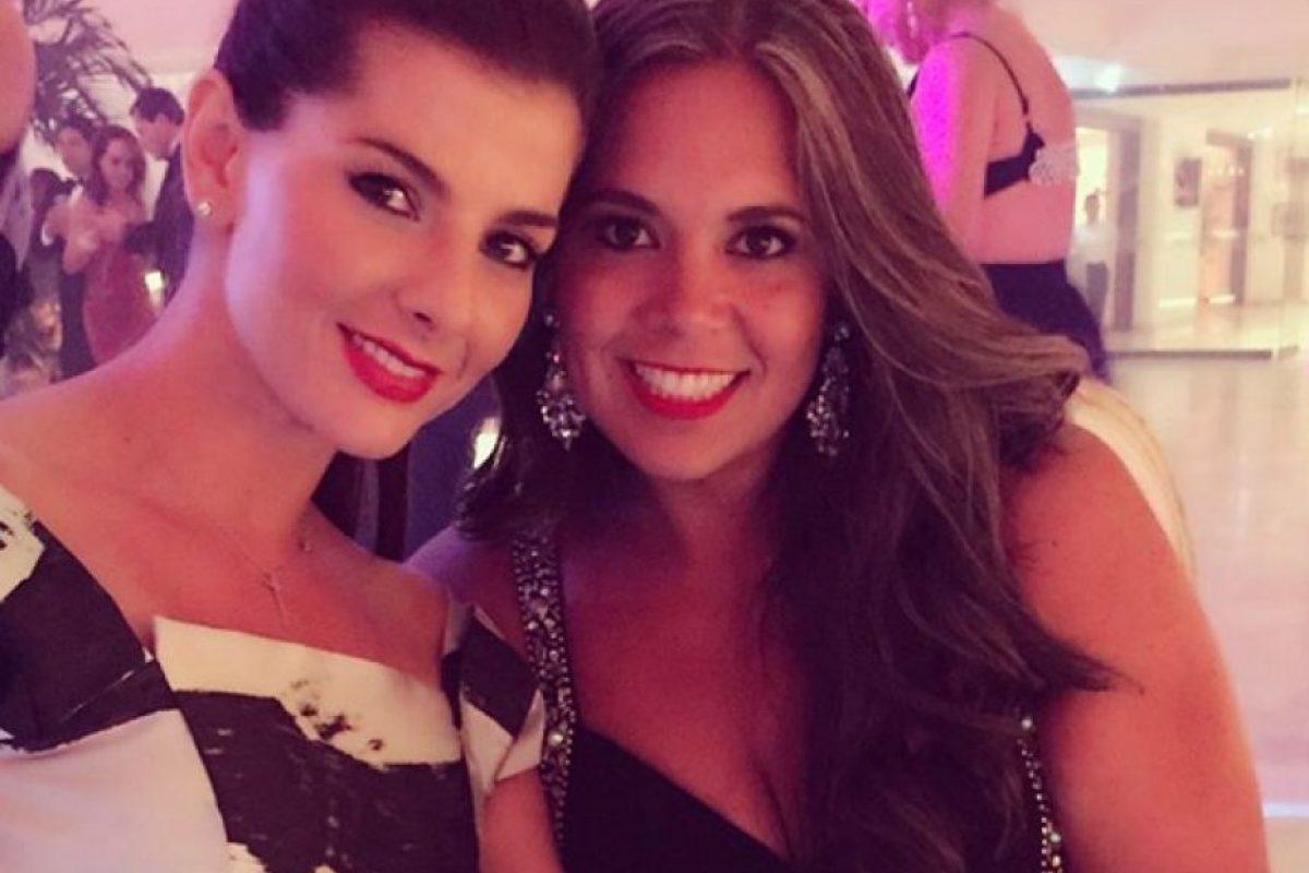 Carolina Cruz es una de las afortunadas colombianas que sí pudo viajar a Estados Unidos, a apoyar a la Tricolor en la Copa América 2016. Foto:https://www.instagram.com/carolinacruzosorio/