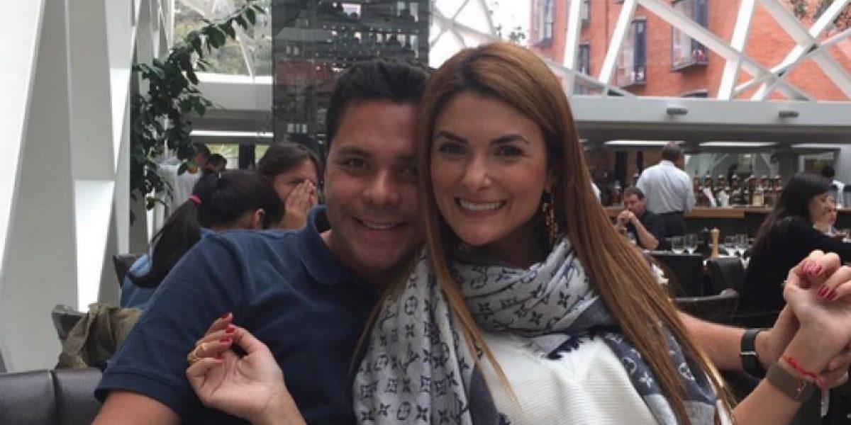 Siad Char y Luis Carlos Vélez están esperando su primer hijo