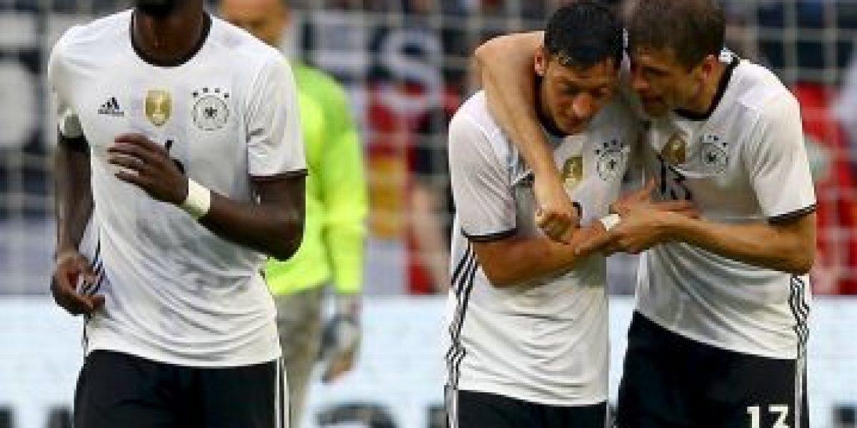 A qué hora juegan Alemania vs. Ucrania en Eurocopa 2016