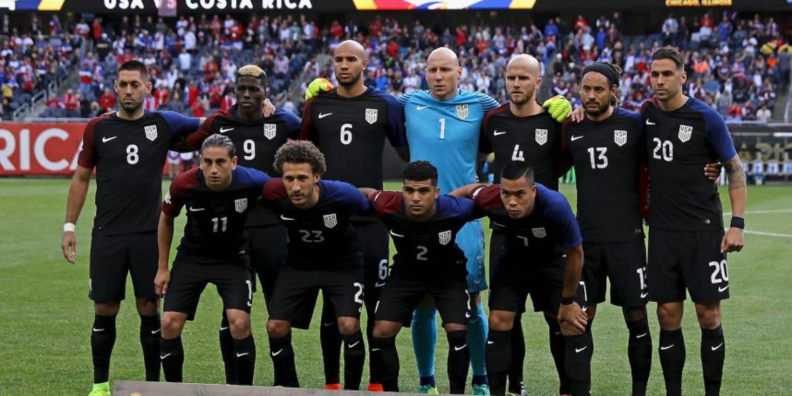 Estados Unidos vs. Paraguay Foto:Getty Images