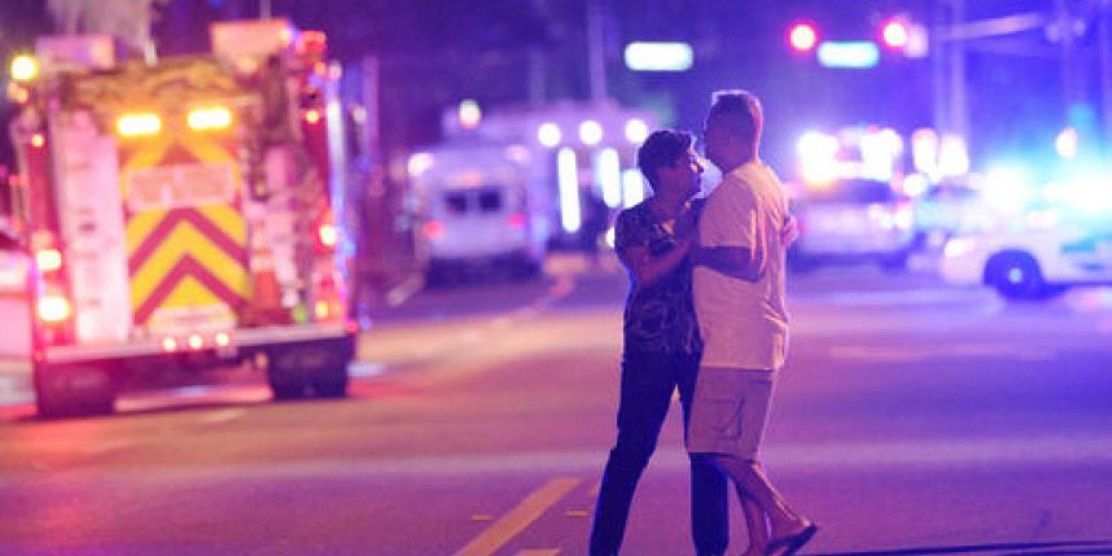 Sucedió en Orlando, Florida Foto:AP