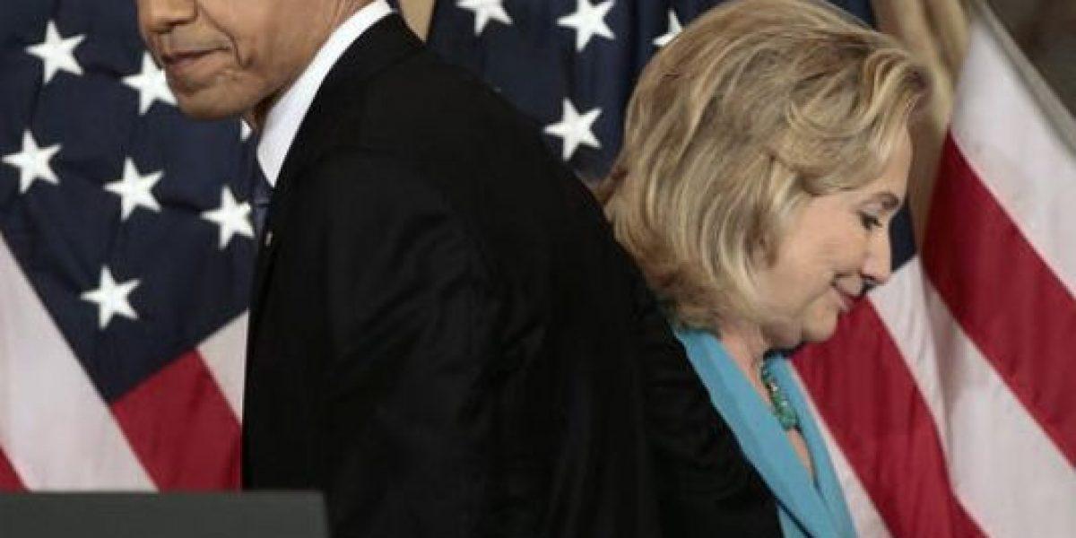 Grandes políticos que apoyan la campaña de Hillary Clinton