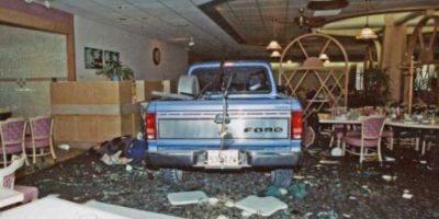 4. 16 de octubre de 1991, Cafetería Lubys, en Texas. Foto:Criminalia.es