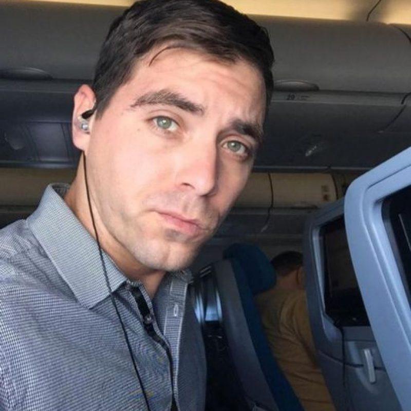 Edward Sotomayor Jr., de 34 años fue víctima de la balacera en Orlando.