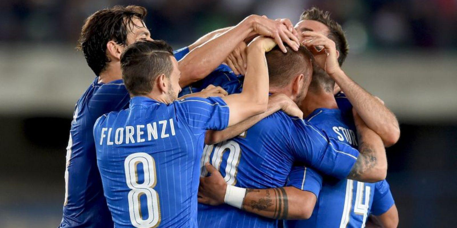 Italia espera recuperar un título que obtuvo por última vez en 1968 Foto:Getty Images