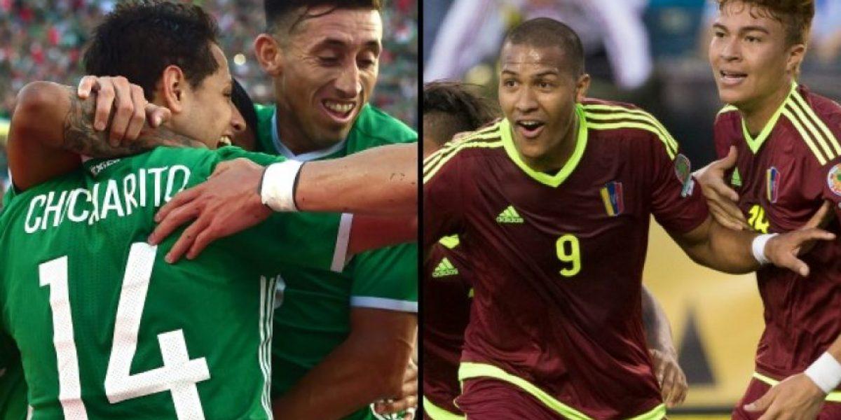 Copa América Centenario: En vivo México vs Venezuela