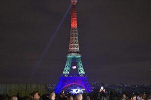 En distintas partes del mundo se homenajeó a las víctimas. Foto:AP