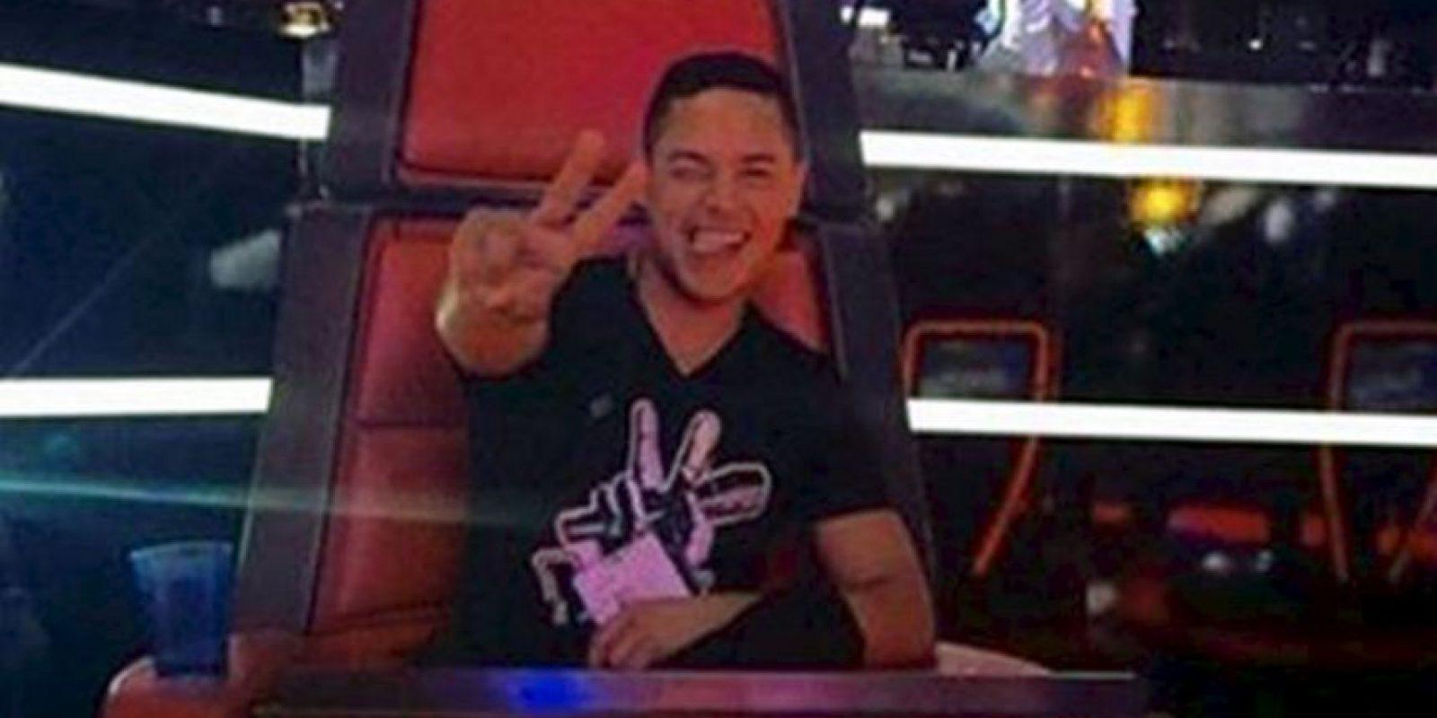 "Jonathan Antonio Camuy Vega trabajaba en la producción del popular show de Telemundo ""La Voz Kids"" Foto:NAHJ"