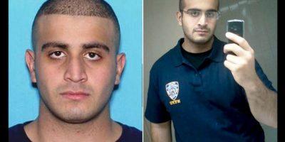 Omar Saddiqui Mateen fue el hombre que irrumpió en el centro nocturno y comenzó a disparar indiscriminadamente. Foto:Especial