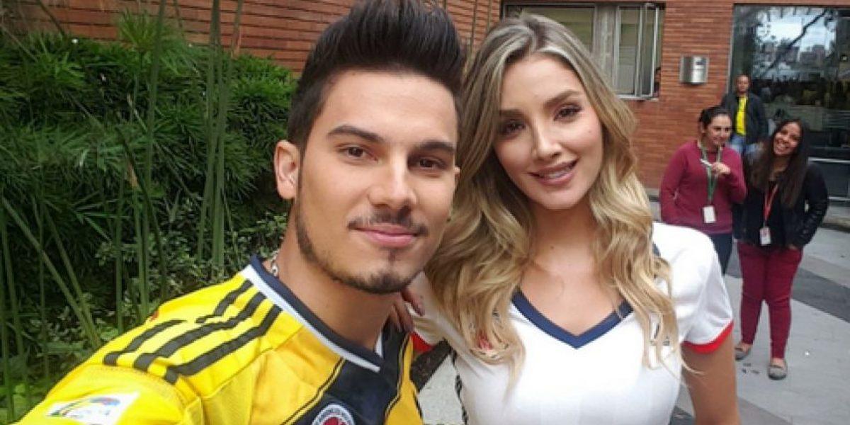 Pipe Bueno, en problemas con Naty Sánchez