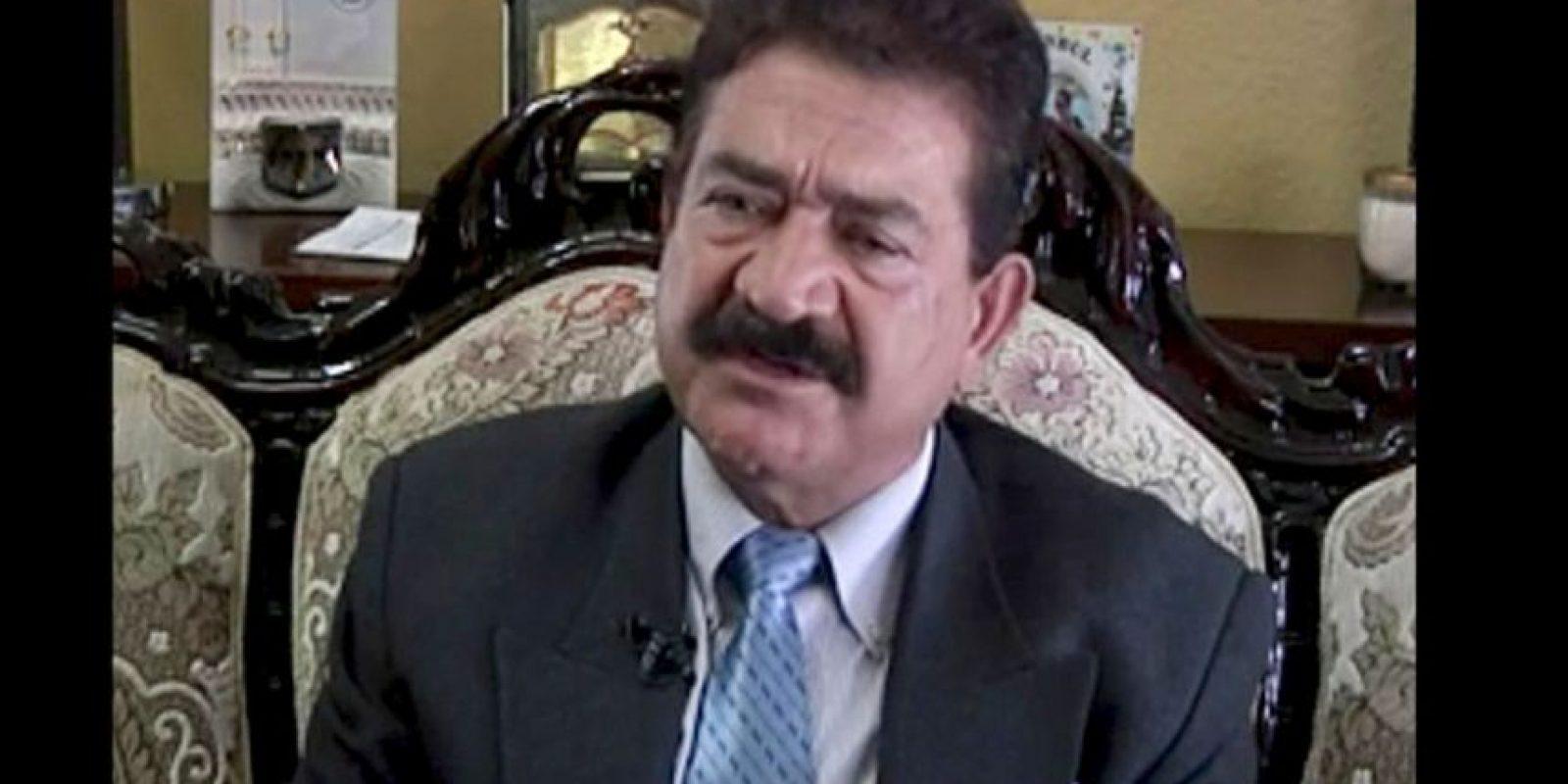 """El padre de Omar, Seddique Mir Mateen, ha declarado que """"Dios va a castigar a los homosexuales"""". Foto:AP"""