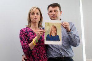 La pequeña desapareció en 2007, mientras estaba de vacaciones con sus padres en Portugal. Foto:Getty Images