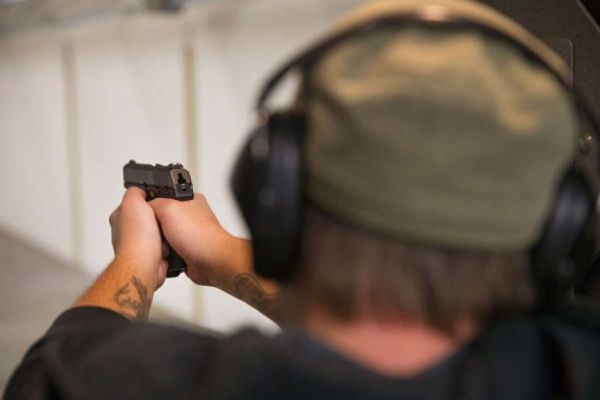 Casi un tercio de los hogares en Estados Unidos tiene una arma Foto:Getty Images