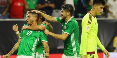 Los mexicanos suman 22 partidos sin perder y la última vez que cayeron fue el 19 de junio de 2015 Foto:Getty Images