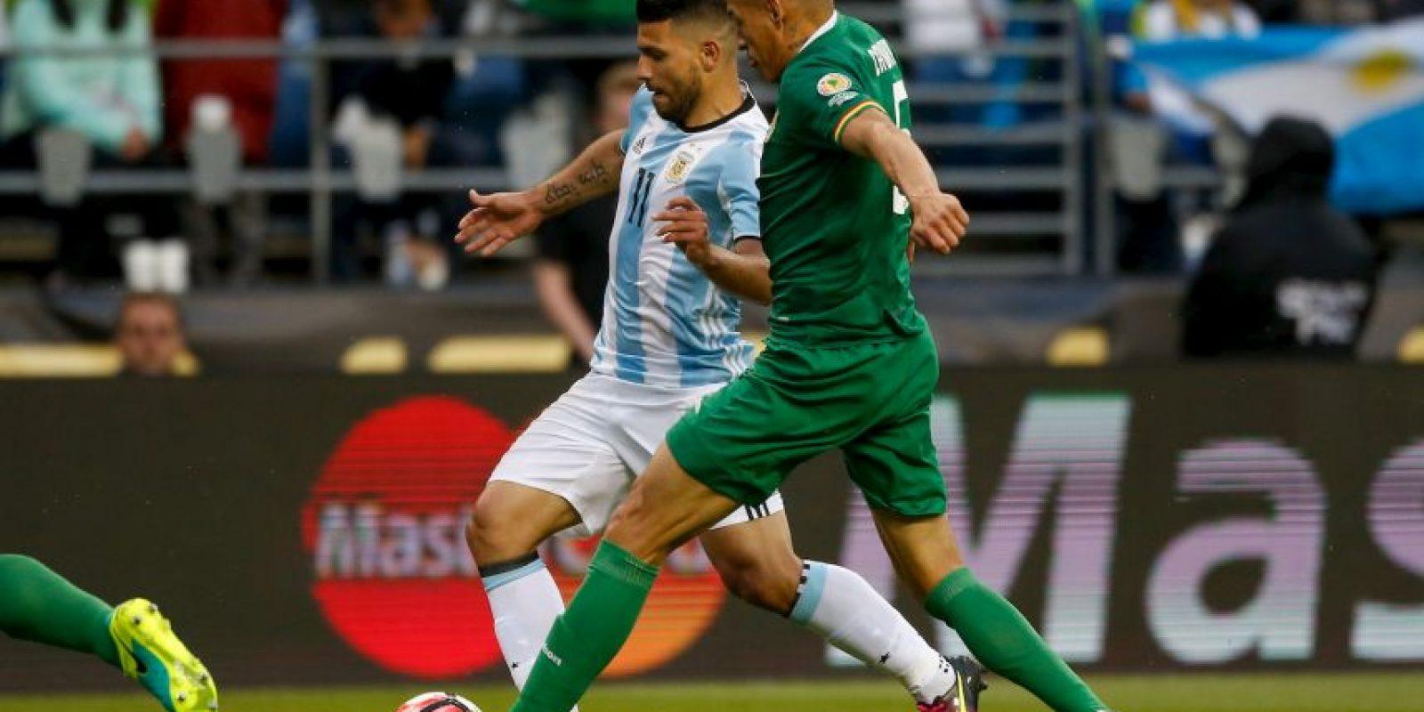 Sin embargo, al delantero del Manchester City aún le falta Foto:Getty Images