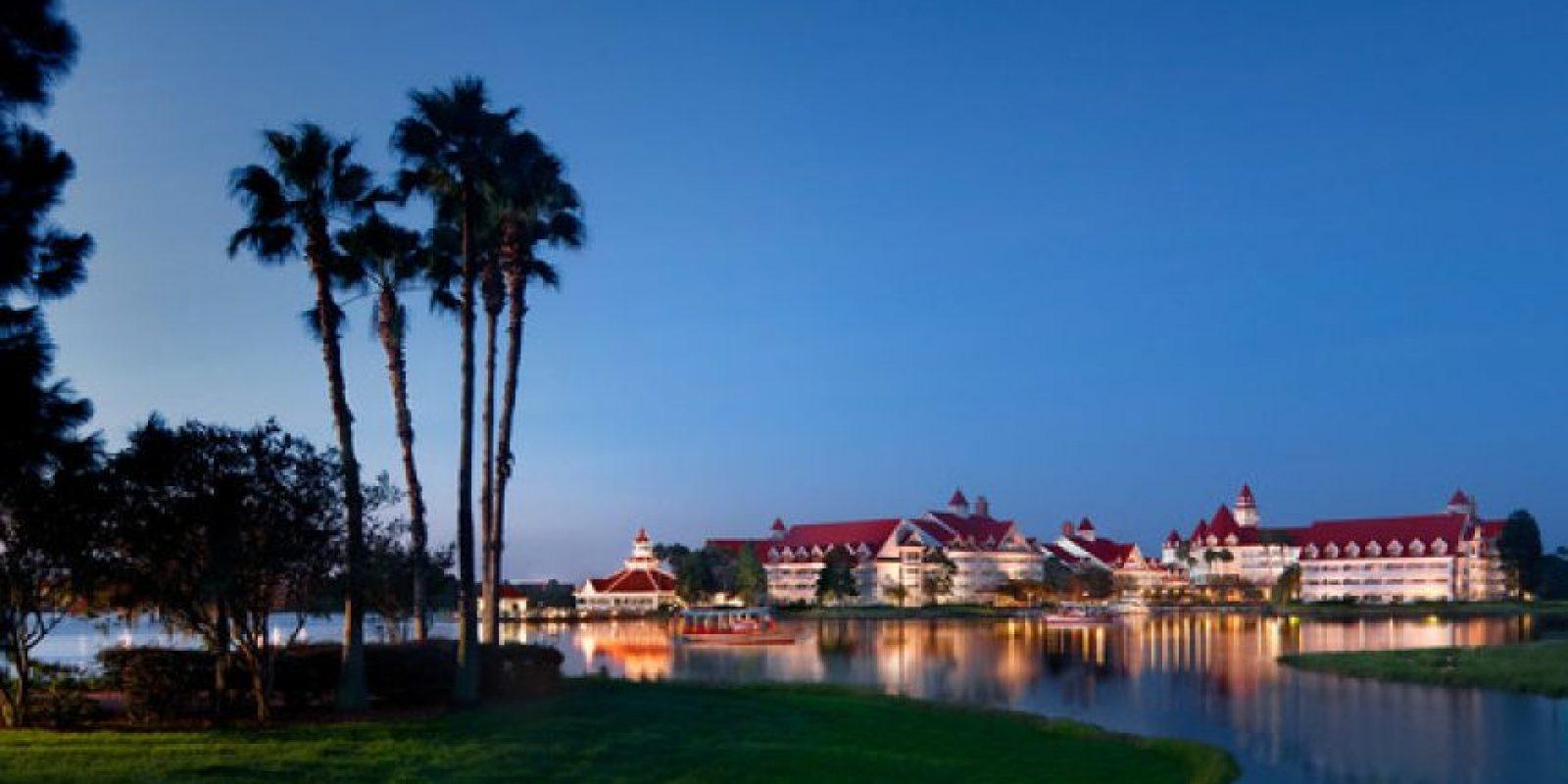 Está en las inmediaciones de Disney World Foto:Disneyworld.disney.go.com