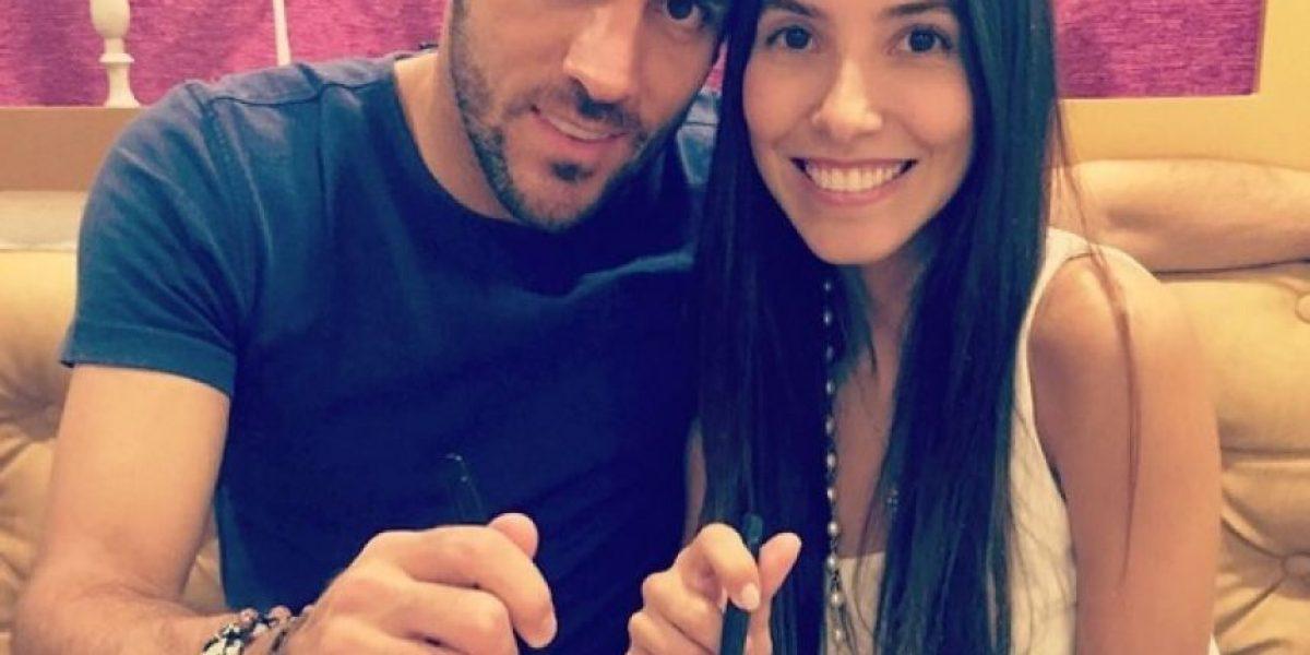 Sebastián Viera, el capitán de Junior, se casa este lunes en Barranquilla
