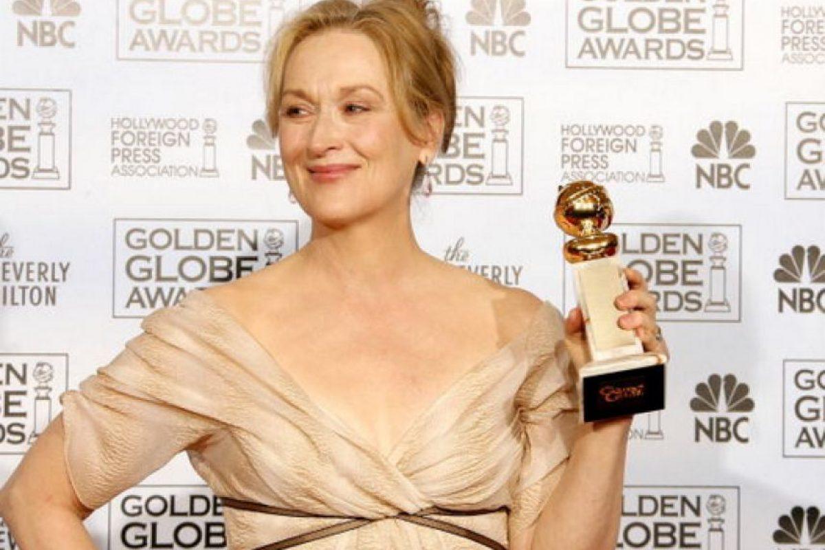 """Foto:Meryl Streep le dio vida a Miranda Priestly en """"El diablo viste a la moda"""". El personaje en la vida real se llama Anna Wintour."""