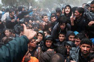 Este es el 24% de los 405 mil 955 niños que llegaron en todo 2015 Foto:Getty Images