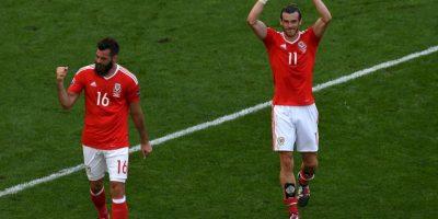 Gales seguirá confiando en el talento de su gran figura Foto:Getty Images