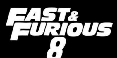"""Imágenes filtradas por los espectadores de la película """"Rápidos y Furiosos 8"""" Foto:Fast & Furious"""
